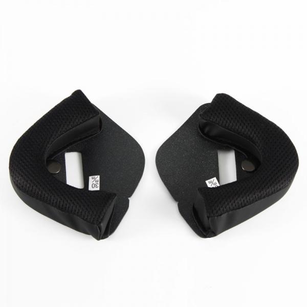 【72JAM】SP忠男 四分之三安全帽 面頰墊 - 「Webike-摩托百貨」