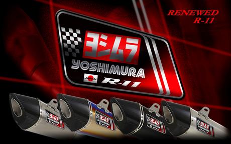 【YOSHIMURA】R-11 cyclone Neo hybrid 競賽型排氣管尾段 - 「Webike-摩托百貨」