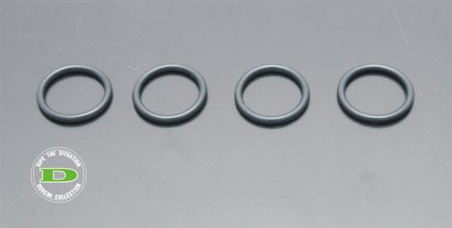 DOREMI COLLECTION Drain Bolt O-ring Set for CR Carburetor