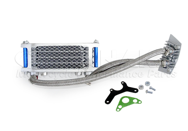 12V用 機油冷卻器 (4排式)