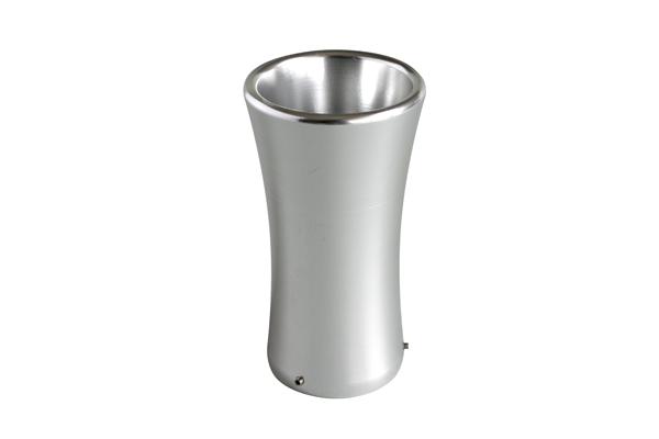 通用型鋁合金製 喇叭口 100mm