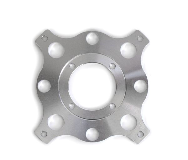 鋁合金製 Monkey輪轂 安裝中心固定板