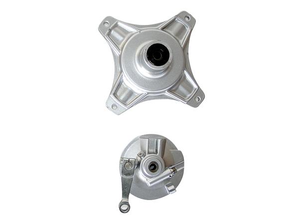 【田中商會】鋼製一般型輪轂組 (前用) - 「Webike-摩托百貨」