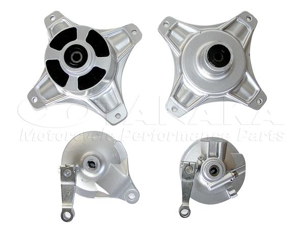 鋼製一般型輪轂組 (前後組)