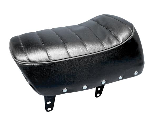 【田中商會】A型車架用坐墊 (黑色) - 「Webike-摩托百貨」