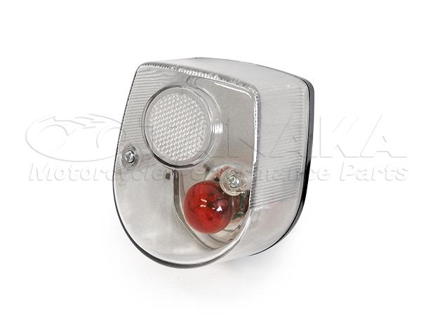 【田中商會】尾燈 (透明) - 「Webike-摩托百貨」