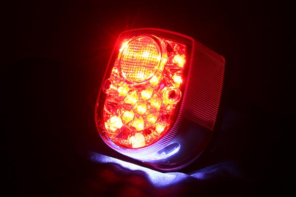 【田中商會】LED尾燈 (紅色) - 「Webike-摩托百貨」
