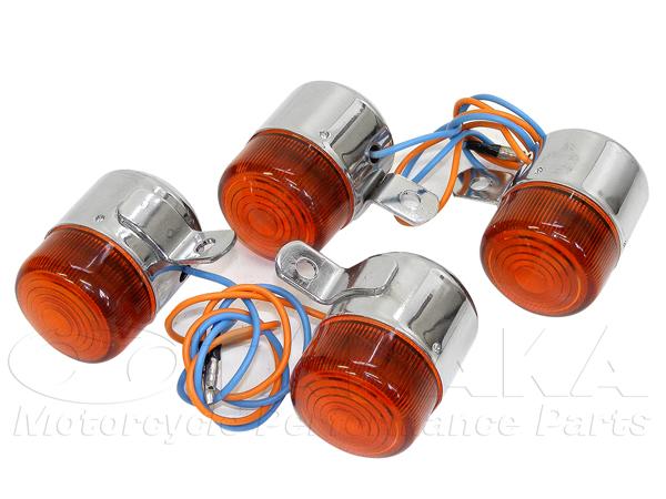 6V通用型 Monkey 初期 Type 方向燈