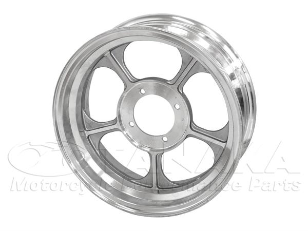 MONKEY用 12吋 鋁合金鑄造輪框