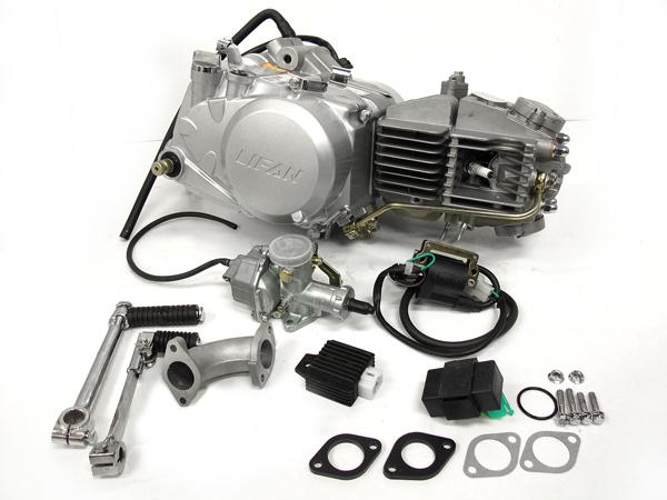 LIFAN製 160cc High Power 引擎改裝套件
