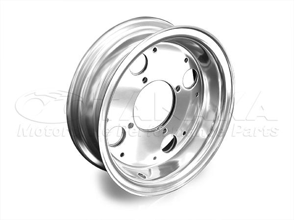MONKEY原廠規格 8吋 鋁合金輪框 (4孔)