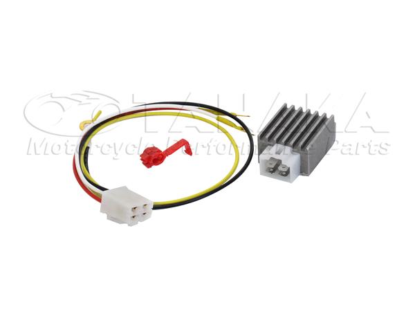 6V 調整器化配線套件