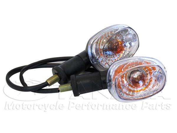 通用型方向燈 12V E型