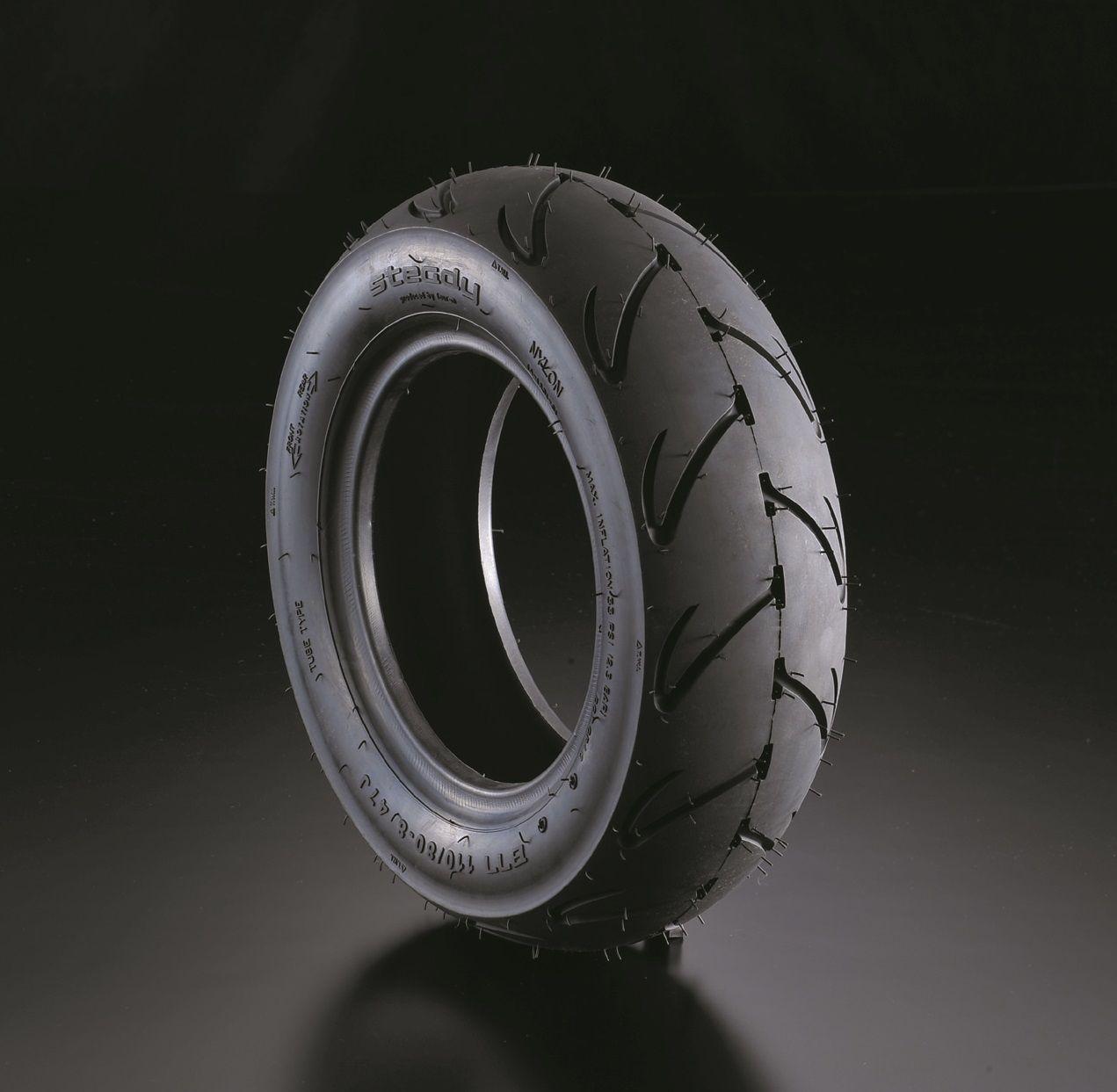 G-Craft steady B - 77 (Banana Tire) [110 / 80-8] Steady Tire
