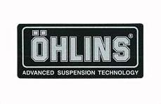 【OHLINS】貼紙 - 「Webike-摩托百貨」