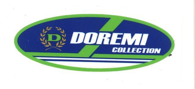 DOREMI COLLECTION Sticker Oval