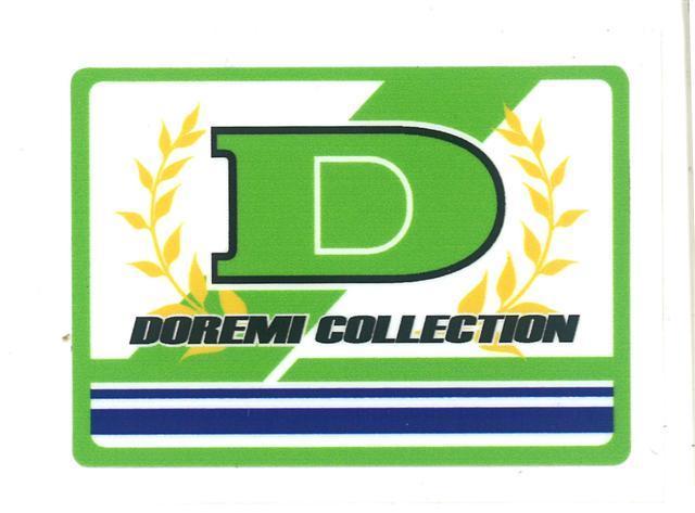 DOREMI COLLECTION Sticker Corner