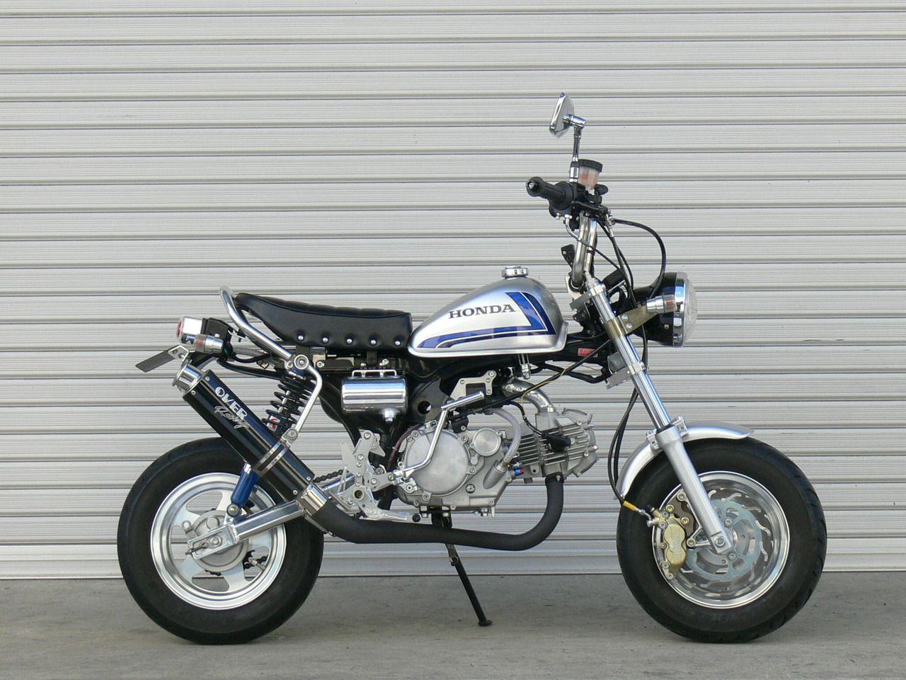 RACING-DOWN 黑色 custom 排氣管