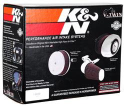 【K&N】進氣改裝套件 - 「Webike-摩托百貨」