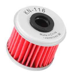 KN-116 機油濾芯