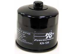 【K&N】KN-134 機油濾芯 - 「Webike-摩托百貨」