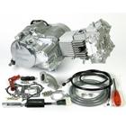 【SP武川】Desmodromic 雙凸輪4V 完整引擎100cc