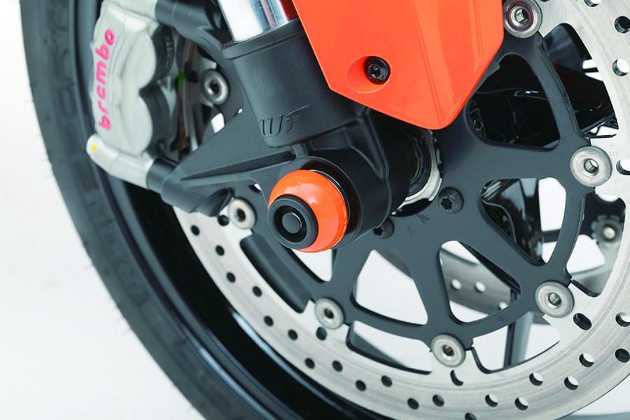 【LSL】前輪軸保護滑塊(防倒球) - 「Webike-摩托百貨」