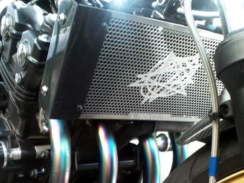 V-TEC 散熱器(水箱)核心保護蓋