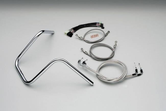【HURRICANE】300 APE Hanger Type 3 把手套件 - 「Webike-摩托百貨」