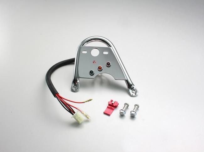 儀錶支架圓管型式