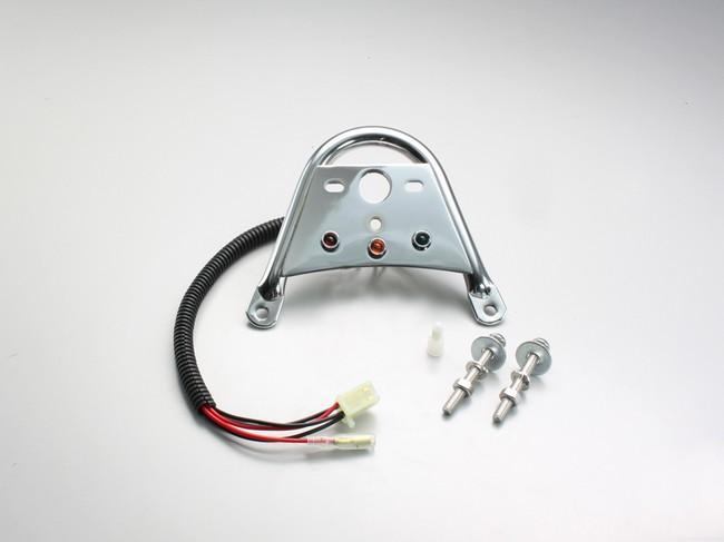 儀錶支架 (圓管型)