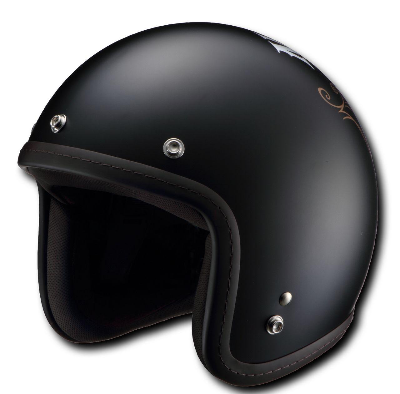 Knuckle Head RJ605 NoGutsNoGlory JET安全帽