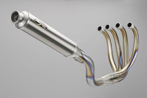 FASARM PRO TITAN TYPE-SC 全段排氣管