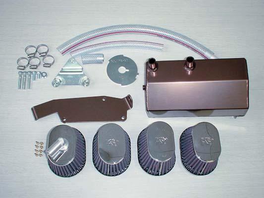 Power-Up 高流量空氣濾芯套件