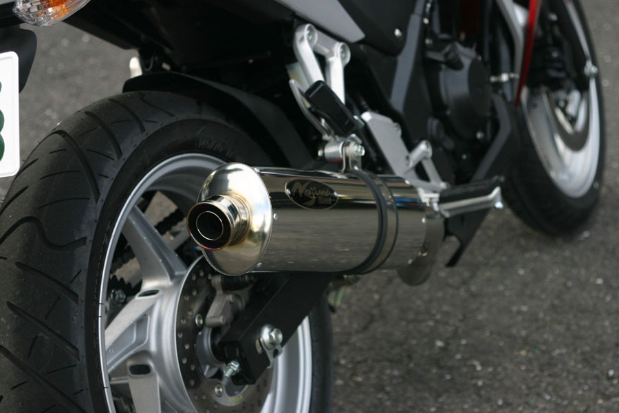 【NOJIMA】FASARM GT-MIDDLE 排氣管尾段 - 「Webike-摩托百貨」