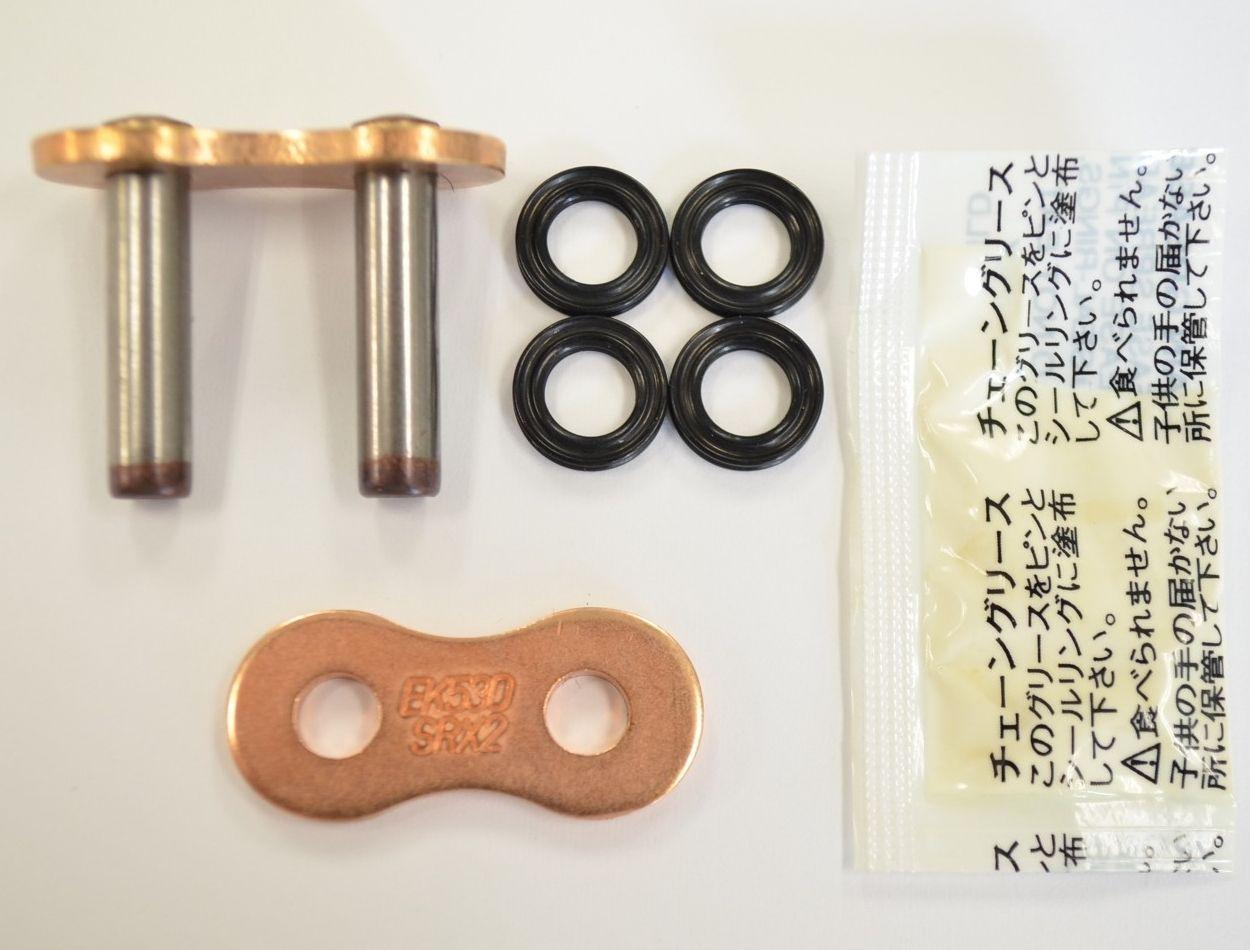 【EK CHAIN】QX油封鏈條 530SRX2(GP/GP) - 「Webike-摩托百貨」