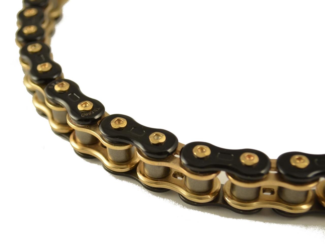 3D 鏈條 525Z 黑色&金色