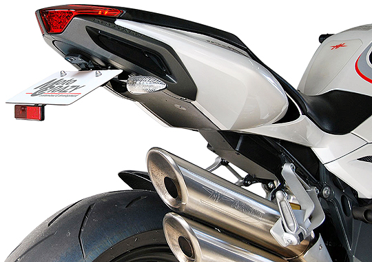 【MotoCrazy】不銹鋼製無土除套件 - 「Webike-摩托百貨」