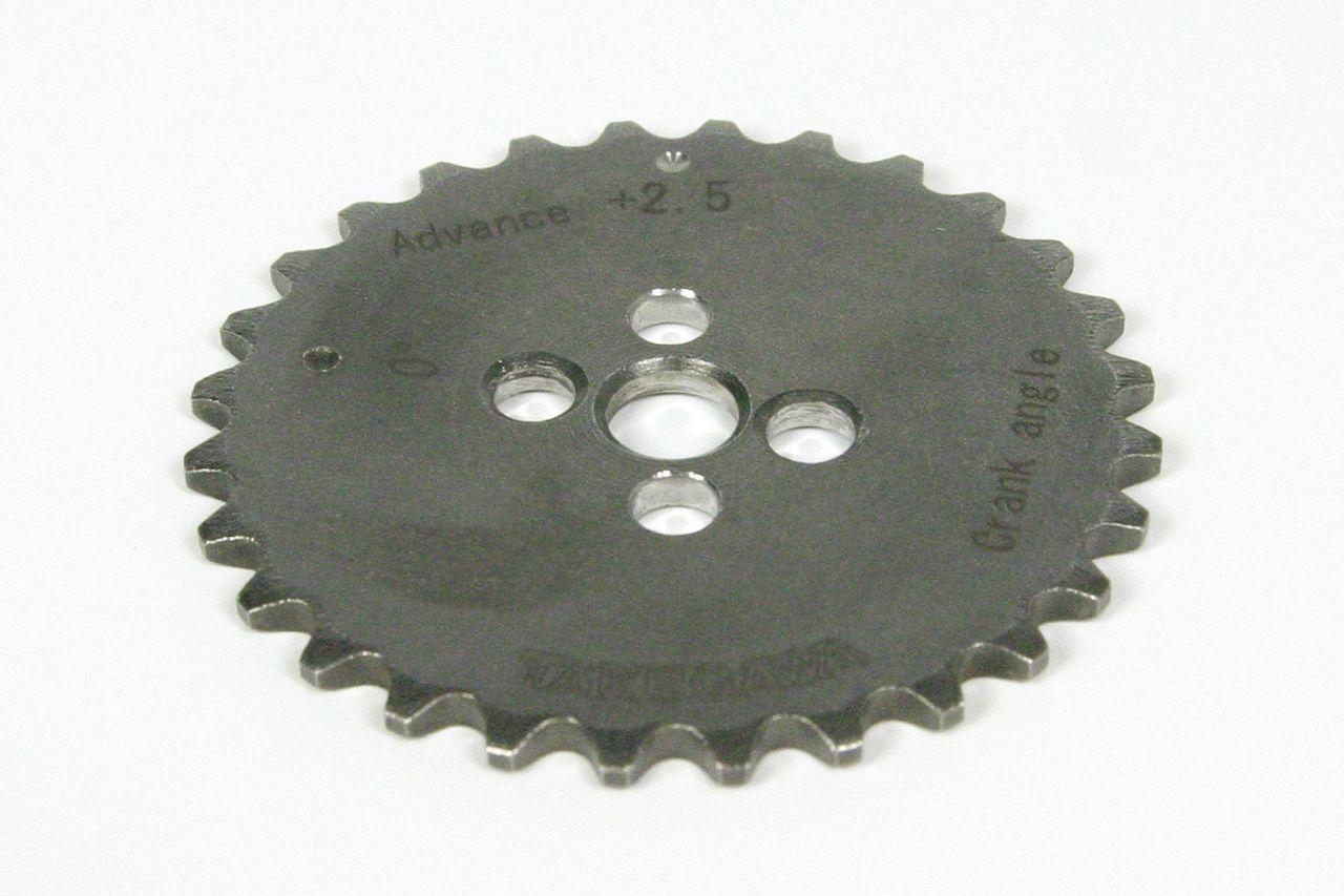 可變汽門正時凸輪軸齒輪±2.5°