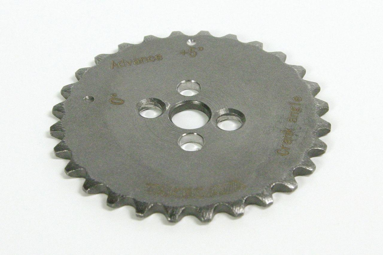 可變汽門正時凸輪軸齒輪±5°