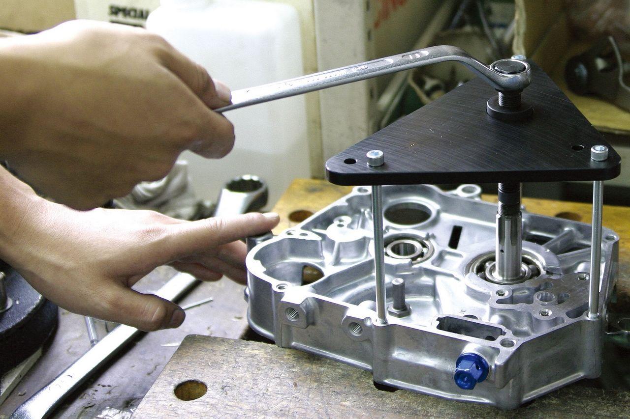 【SP武川】曲軸安裝工具與Puller 組 - 「Webike-摩托百貨」