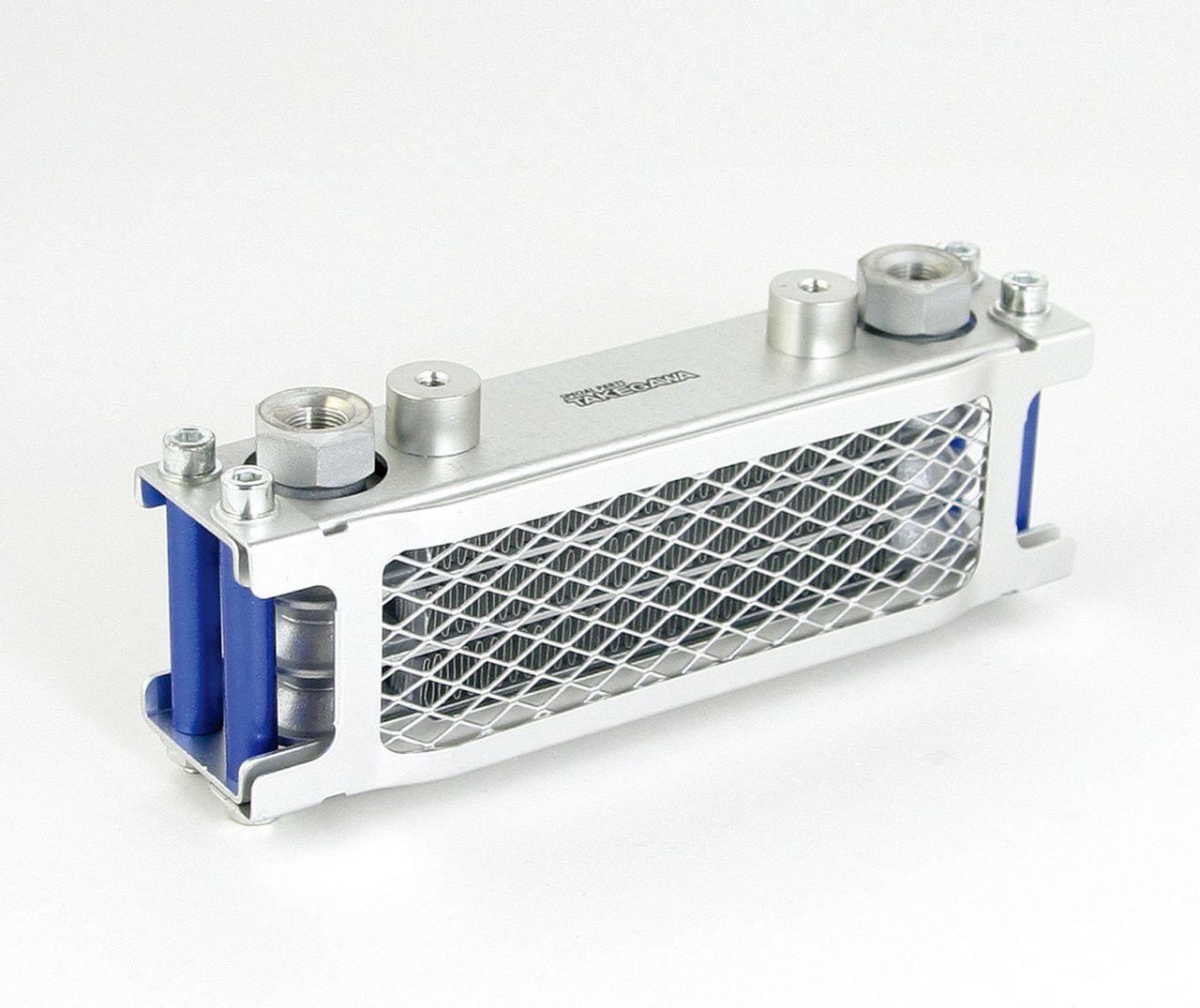 Compact 3排式機油冷卻器( 銀色散熱核心)