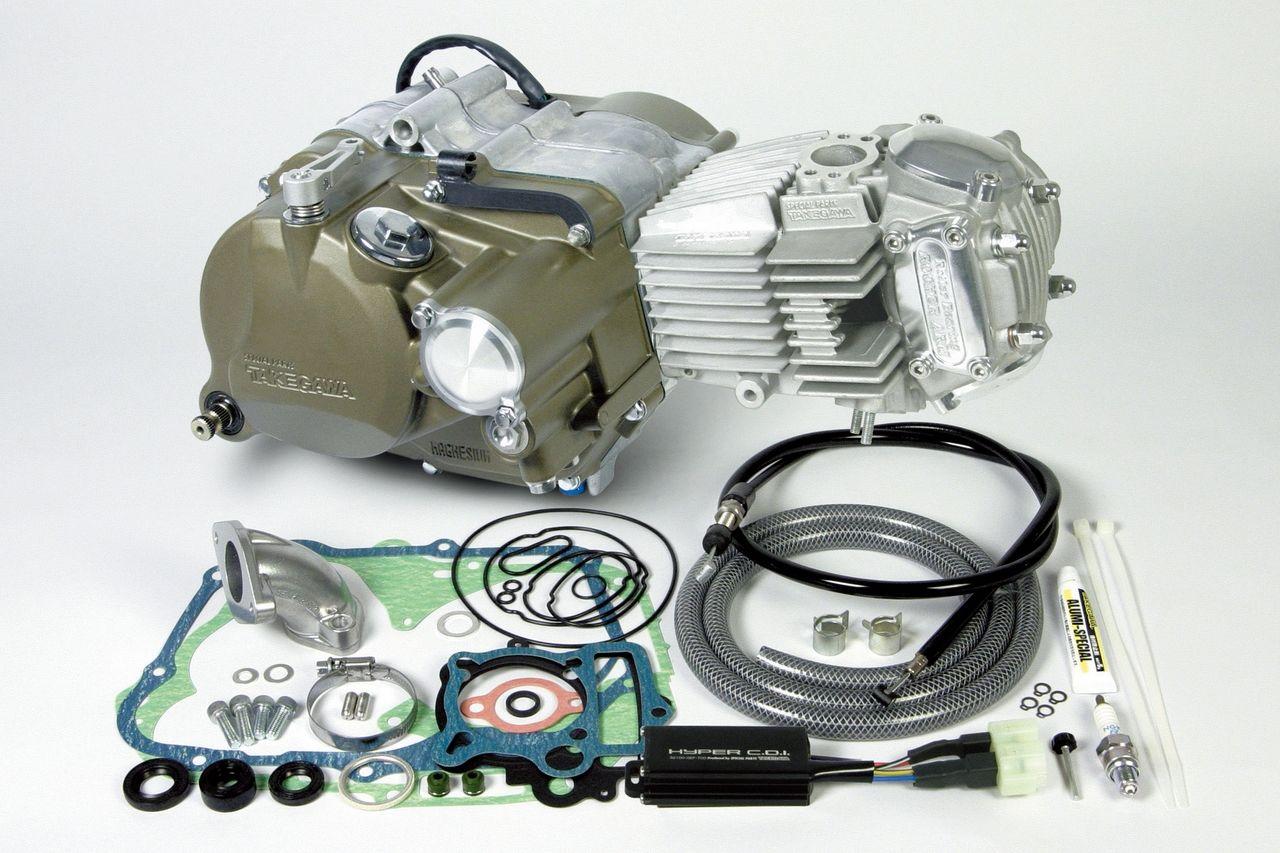 超級汽缸頭+R SCUT158cc整組引擎