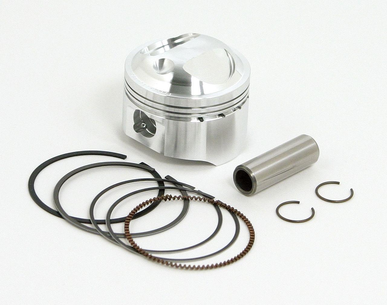 標準型汽缸頭用鍛造活塞 套件