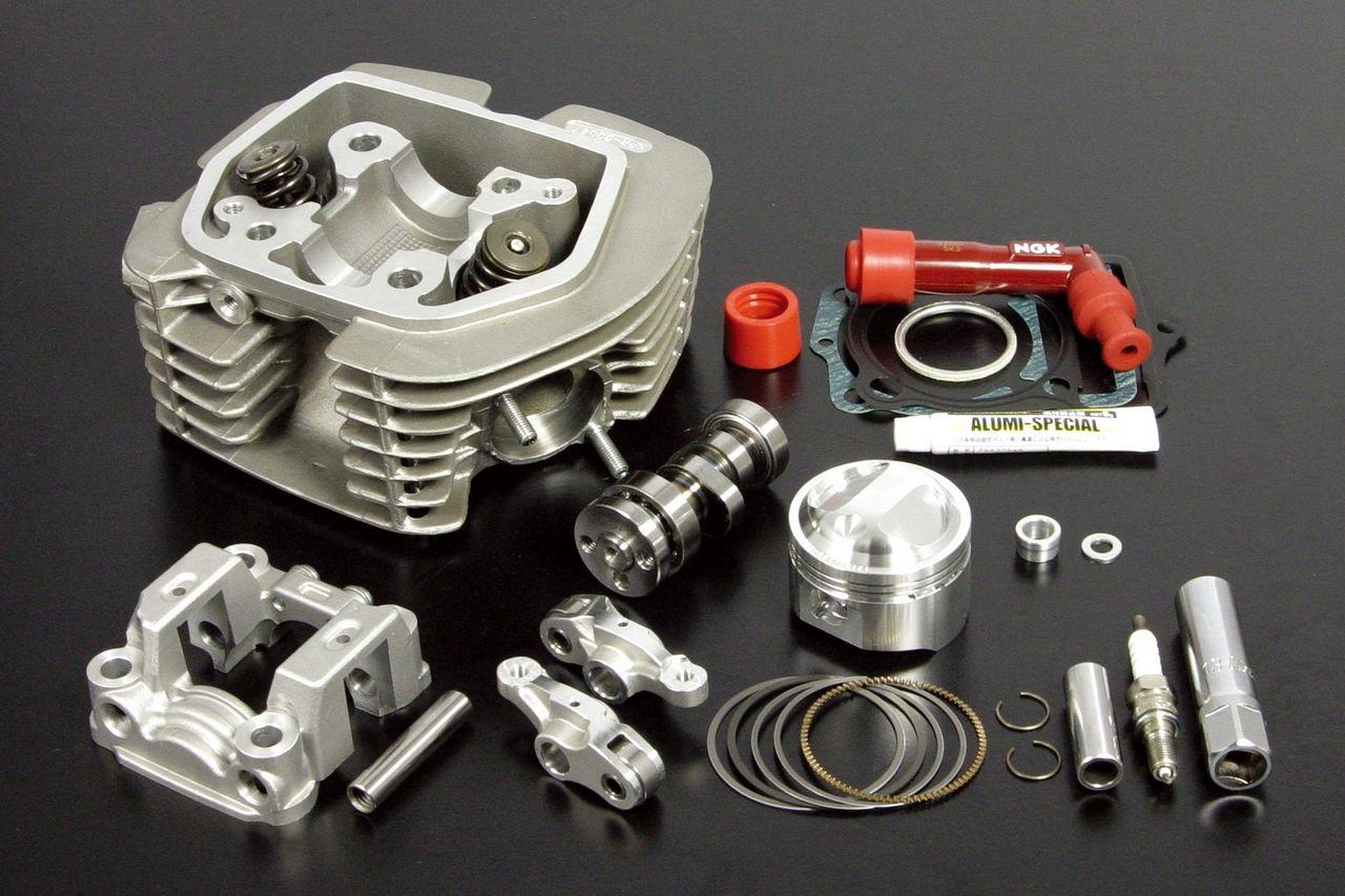 超級汽缸頭+R Head套件100cc