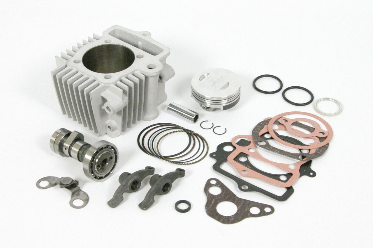 S Stage SCUT 126cc 加大缸徑套件