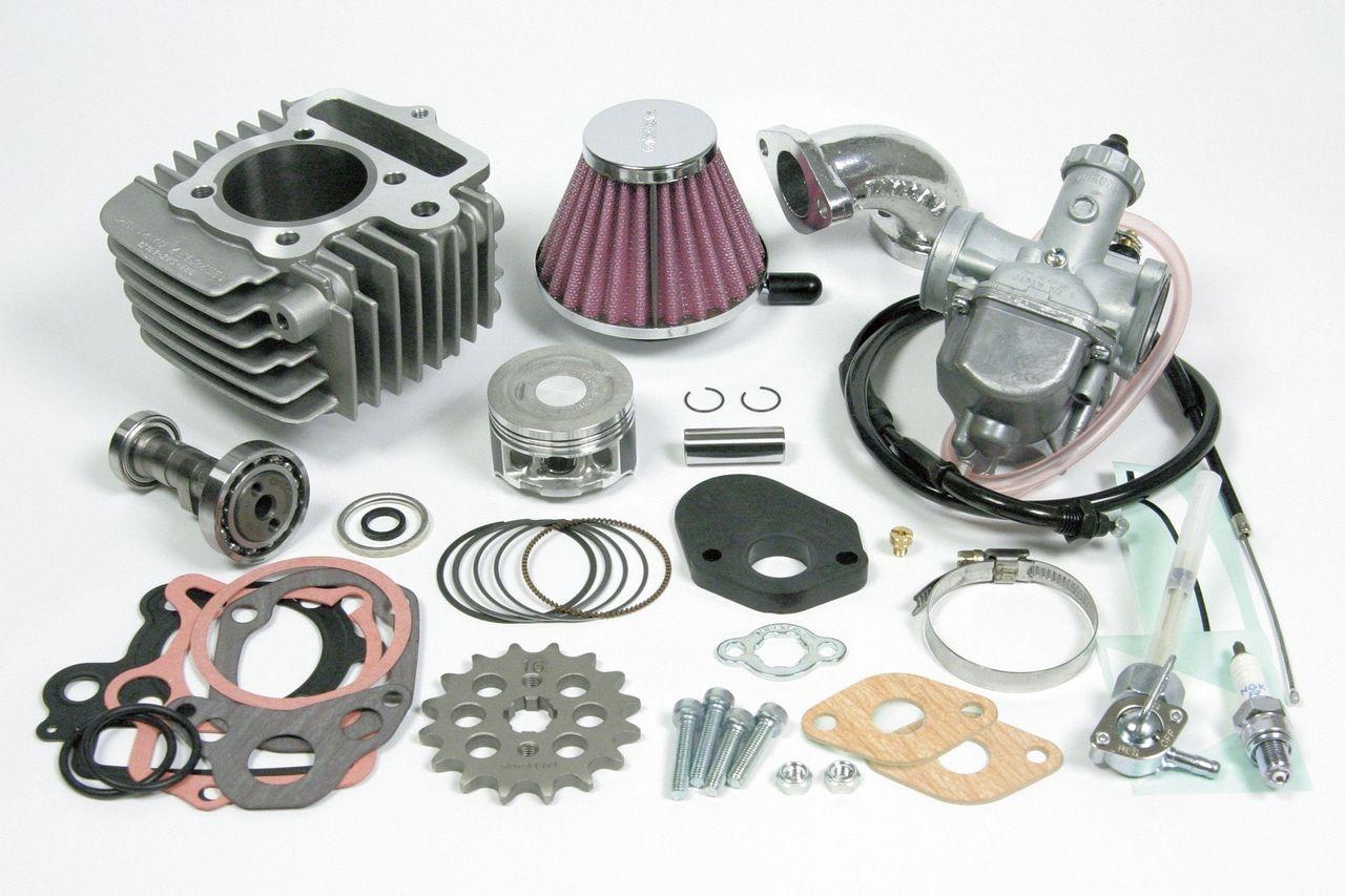 HYPERS Stage 加大缸徑套件(搭配MIKUNI VM22化油器)