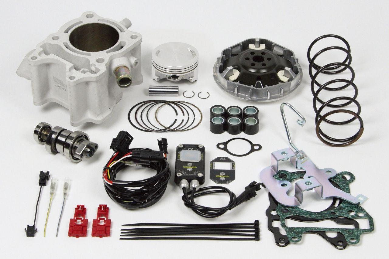 Hyper S-Stage eco α 加大缸徑套件(φ61mm/170cc)