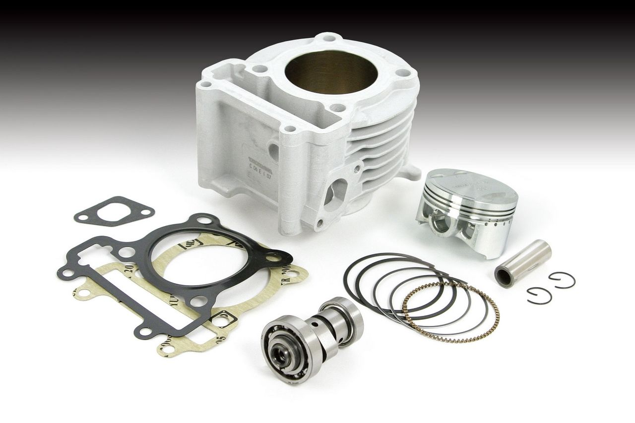S Stage 156cc加大缸徑套件(高壓縮活塞)