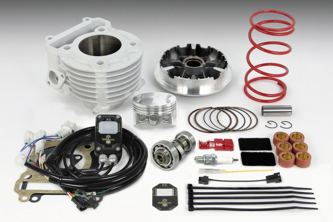 Hyper S Stage 加大缸徑套件156cc(2013 model · 1YP)